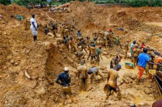 Umahi stops Chinese companies from open mining says modern methods must be adopted to save lives