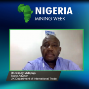 Interview with Oluwaseyi Adepoju, Trade adviser for the UK Department of International Trade (UK DIT) in Nigeria