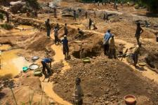 Advancing commercial sustainability for artisanal miners