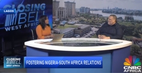 SA High Commissioner Mseleku on strengthening relations with Nigeria
