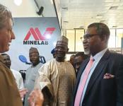"""MINELAB INTERVIEW: """"We want to demonstrate our commitment to Nigeria and the development of artisanal gold mining communities"""""""