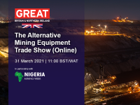 UK DIT joins forces with Nigeria's mining community with online trade show