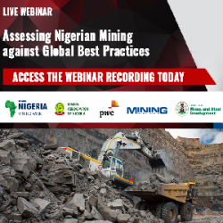 Assessing Nigerian Mining against Global Best Practices