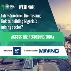 Infrastructure: The missing link to building Nigeria's mining sector?