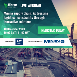 MINING SUPPLY CHAIN: ADDRESSING LOGISTICAL CONSTRAINTS THROUGH INNOVATIVE SOLUTIONS
